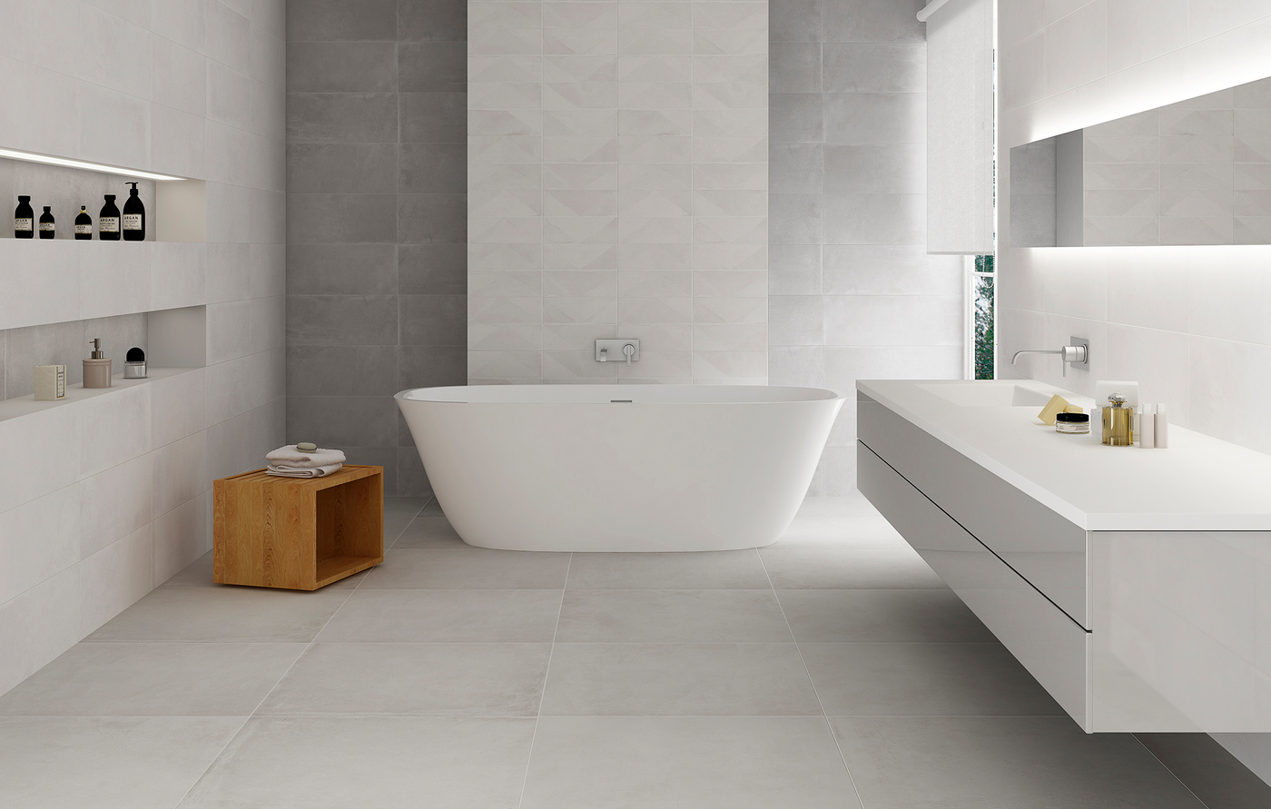 Rénovation salle de bain de chambre d\'hôtel - Hotel-Renovation.fr
