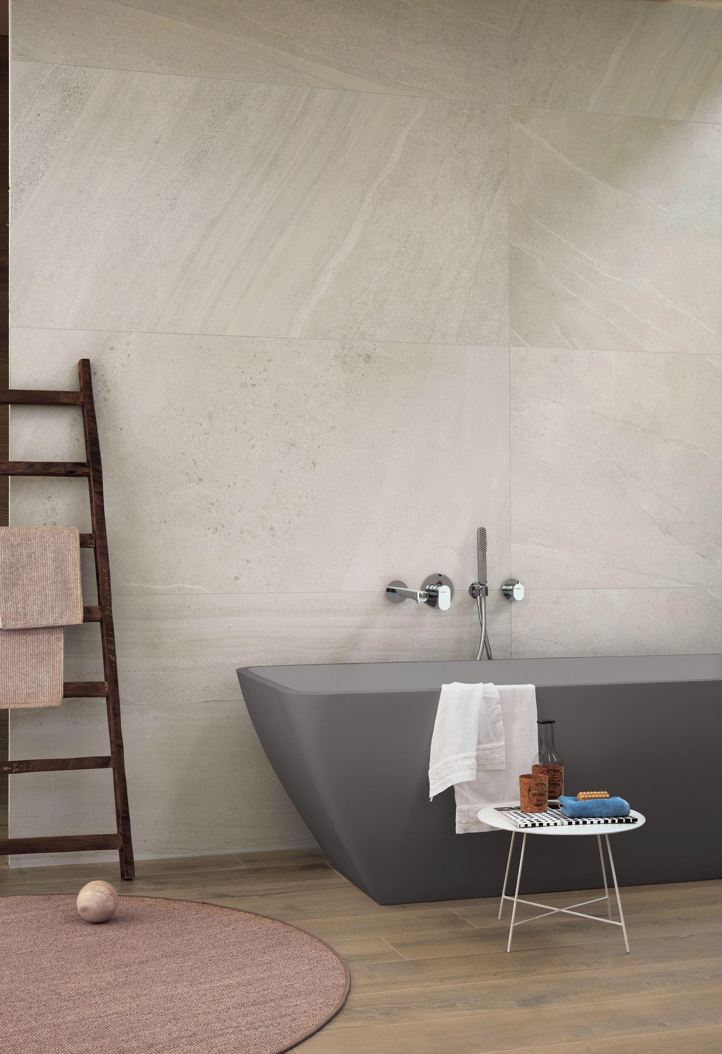 Sol Salle De Bain Imitation Parquet salle de bain n°2 sol carrelage imitation parquet aulne ma